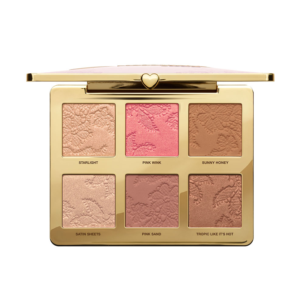 Natural Face Makeup Palette Too Faced