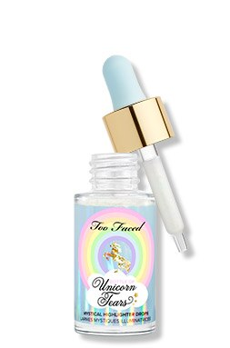 Bottle of Unicorn Tears Mystical Highlighter Drops