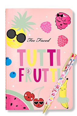 Tutti Frutti Notebook and Pen Set