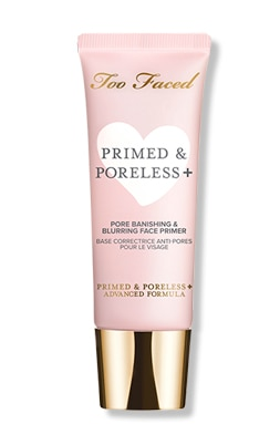 Primed & Poreless + Advanced Formula Primer