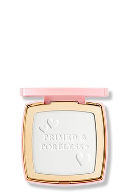 Primed & Poreless + Advanced Formula Powder