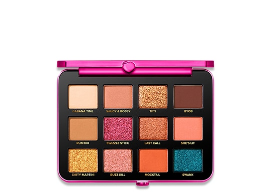 Palm Springs Dreams Eye Shadow Palette