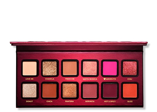 Mariale Amor Caliente Eye Shadow Palette